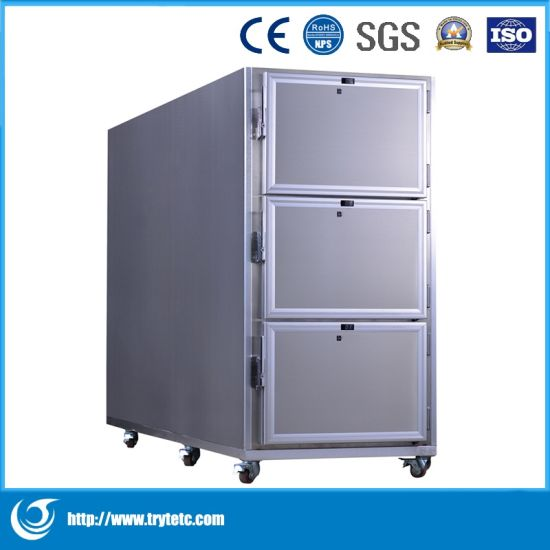 Mortuary Freezer-Corpse Storage Refrigerator-Mortuary Freezer Equipment pictures & photos