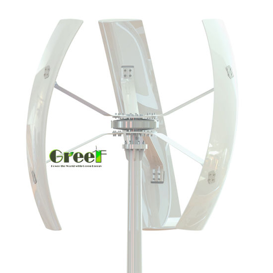 500W 1kw 2kw Small Mini Vertical Wind Generator Turbine for Sale