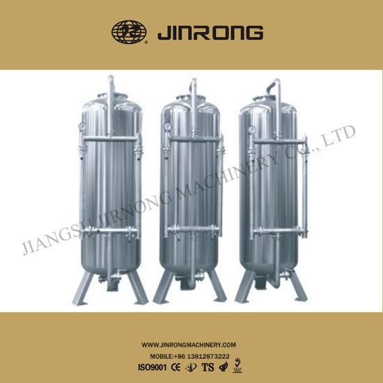 Silica Sand Filter for Water Treatment