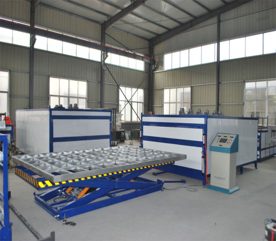 Ce Certificate Glass Laminating Machine / Laminated Glass Production Line pictures & photos