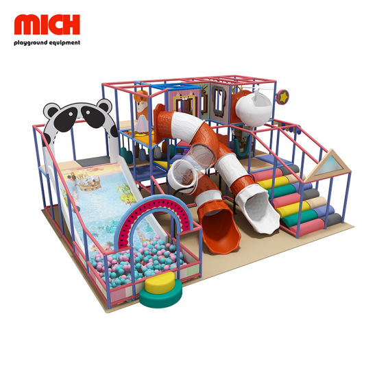 Small Toys Children Playground Amusement Equipment Products Kids Plastic Indoor Playground