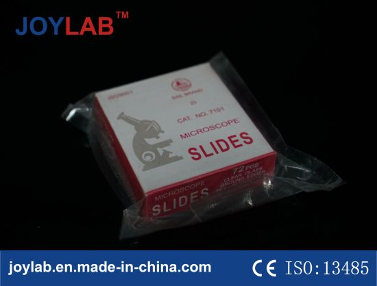 Hot Sales Microscope Slides 7101 pictures & photos