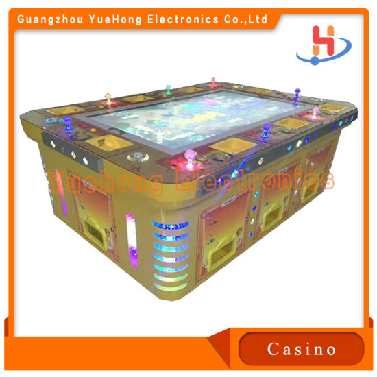 2021 Reliable Programe Remote Control Holding Hack Ocean King Fishing Game Machine