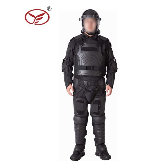 PPE Military Police Equipment Anti Riot Full Body Armor Suit