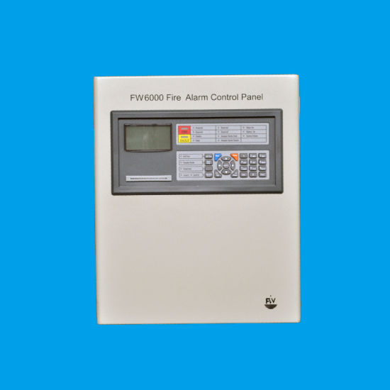 Server Room Mounting Addressable Fire Alarm Panel Control System