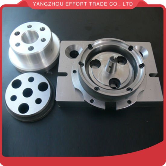 Precision Aluminum Parts CNC Machining, CNC Lathe Titanium Parts pictures & photos