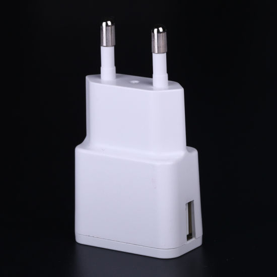 EU 5V1a USB Travel Charger for Mobile Phone Charger pictures & photos
