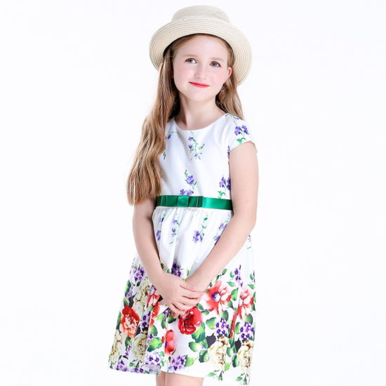 Party Wear Dresses One Piece for Girls Kid′ S Clothes