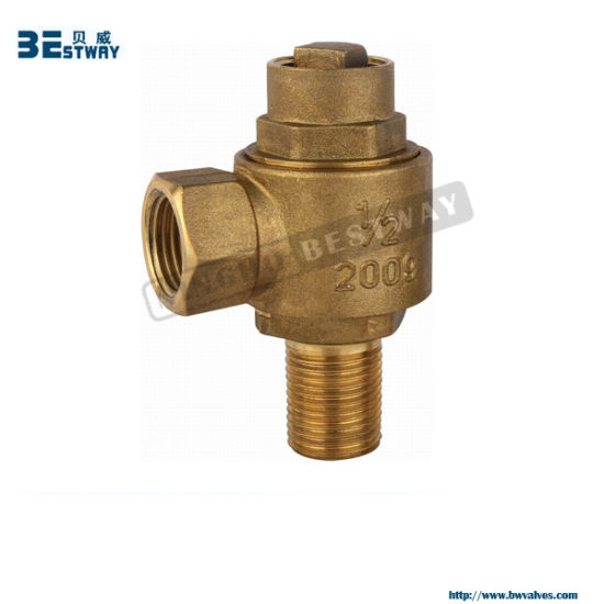 1/2 Inch Brass&Bronze Ferrule Valve pictures & photos
