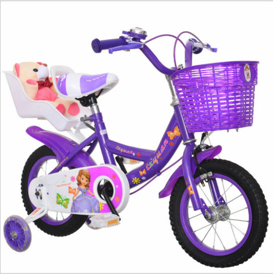 The Beautiful 16 Inch Colorful Kids Bike