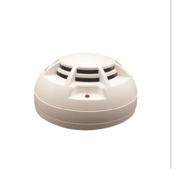 China OEM Accept Smoke Detectors 10 Year Battery Fire Alarm