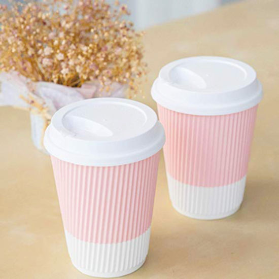 Comgesi Wholesale Unique Design Cheap Coffee Cups with Lids Disposable  Coffee Paper Cup Supplier