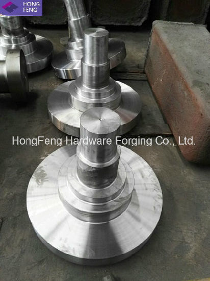 C45# Forging Shafts for Machine Rotor Shaft pictures & photos