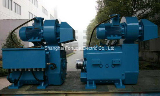 High Torque Oil Drilling Machine DC Motor for Slurry Pump, Rotary Table, Winch