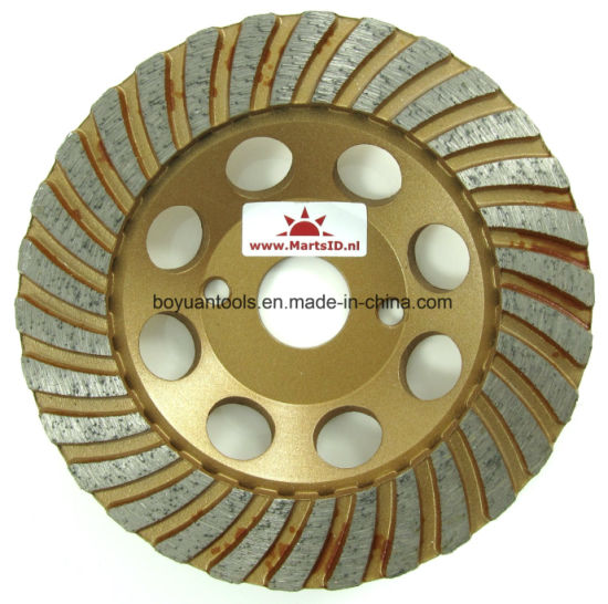 Diamond Turbo Grinding Wheel