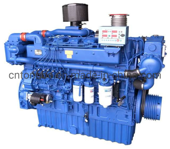 CCS Approved Yuchai Yc6td/Yc6t Marine Propulsion Diesel Boat Engine  pictures & photos