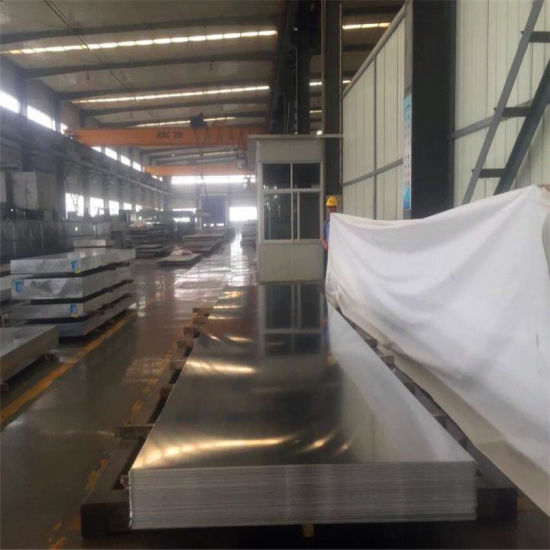 6082 T6 Aluminium Sheet/Plate for Transport Applications pictures & photos