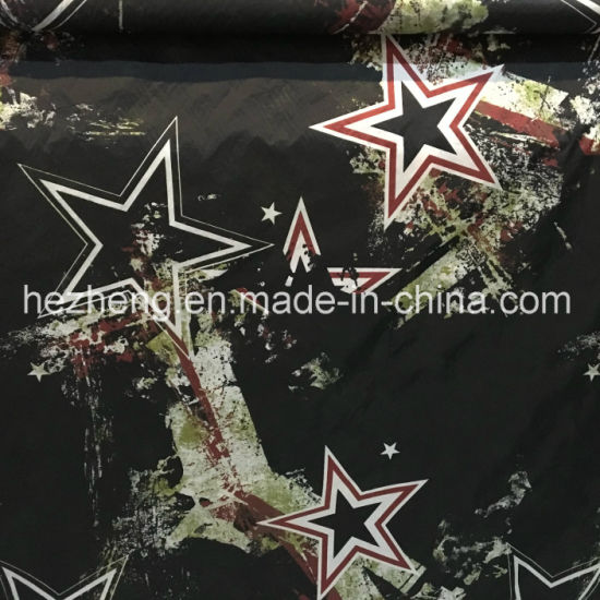Digital Printed Nylon Outdoor Fabric pictures & photos