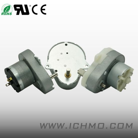 High Torque DC Gearbox Gear Motor D482 Series pictures & photos