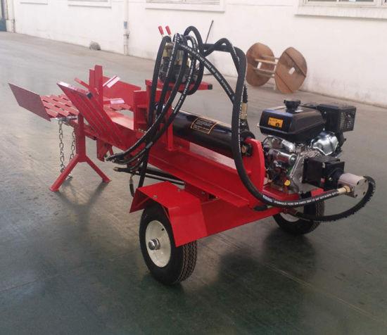 Factory Wholesale Hydraulic Wood Splitter Log Cutting Machine