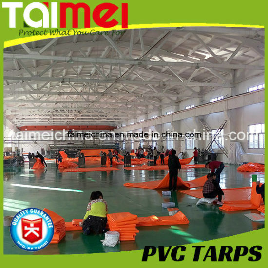 PVC Tarpaulin Canvas/Coated/Laminated pictures & photos