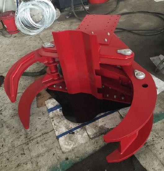 50'' Log Grapple with 3 Ton Rotator