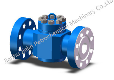 API 6A Forged Steel Flange Swing Check Valve pictures & photos