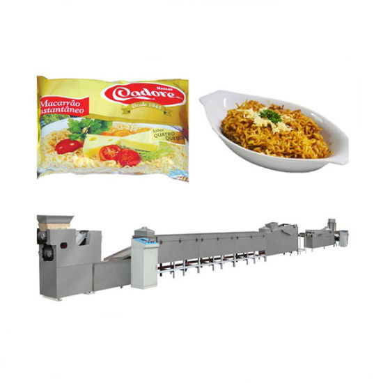 Low Price Industrial Fryer Instant Noodle Food Machine pictures & photos
