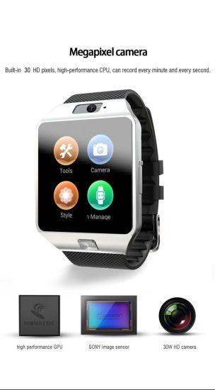 China Lemfo Qw09 Android 4 4 Smart Watch 300 mAh Smartwatch