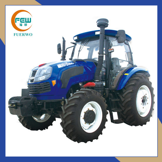 90HP 4WD Agricultural Machinery Fram/Diesel Farm Tractor