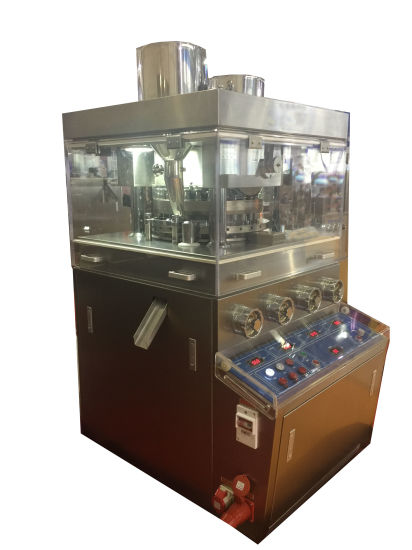 High Speed Automatic Rotary Tablet Compression Machine with Pre-Compression Function for Big Tablets Ipt29e, Zp35e