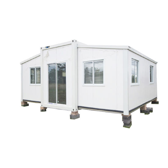 Easy Install Movable Living Container Apartment Building Houses