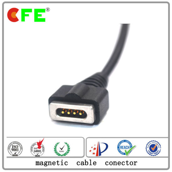 4pin USB with Magnetic Cable Connector