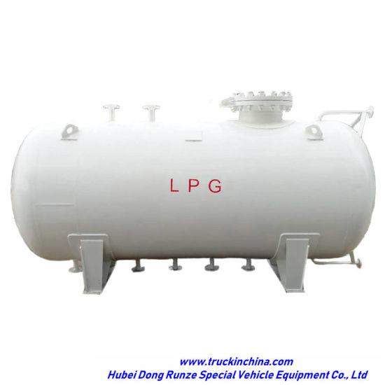 Mini 500 Gallons (1 89m3) Propane LPG Small Pressure Tank 1 Ton Cooking Gas  Storage (LPG, DEM, Isobutane, cooking gas)