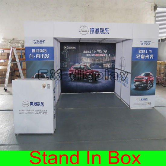 Flexible Exhibition Stands : China custom most flexible portable aluminum modular exhibition