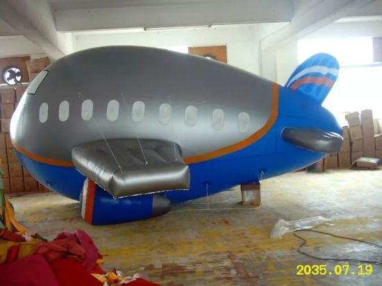 Inflatable Advertising Aircraft Spacecraft Airplane Balloon