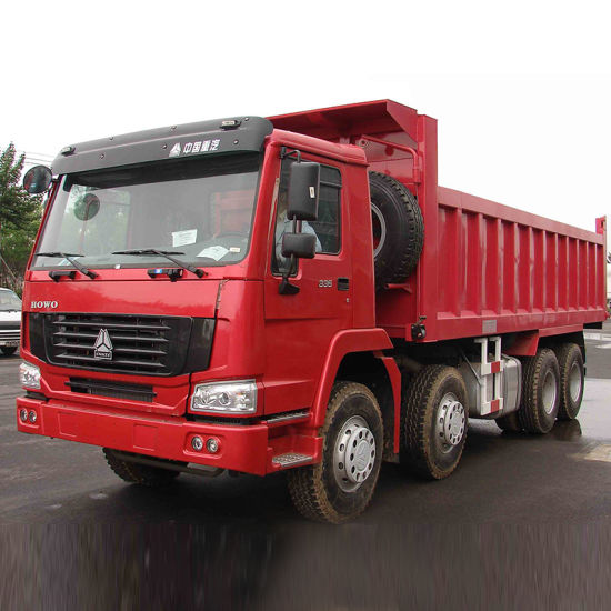 Sinotruck HOWO 8X4 12 Wheel Mining Truck Tipper Truck Heavy Dump Truck Dump Trucks pictures & photos