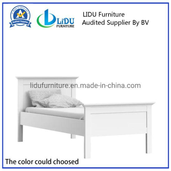 Modern Solid Wood Bedroom Furniture Bed Wooden Bed Children Bed Single Bed Wooden Bed Bunk Bed Children's Bed Safe Bed Kids Bed