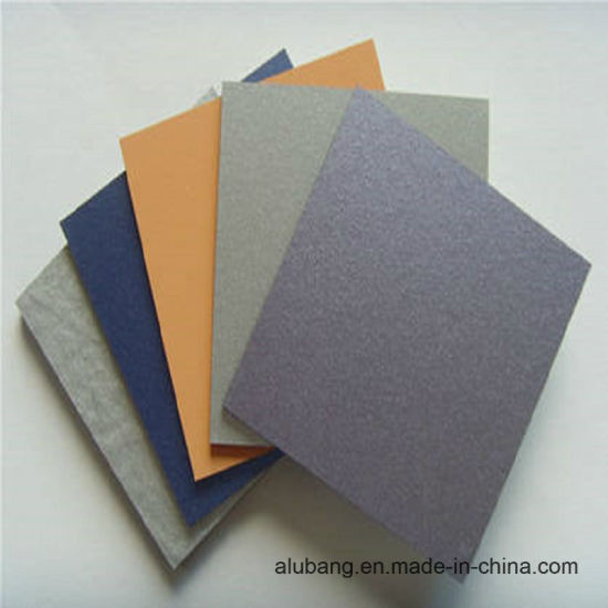 Sound & Heat Insulation Aluminum Composite Panel (ALB-013) pictures & photos