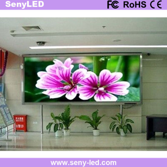 China 4mm Hot Sale Good Price Indoor Full Color LED Video