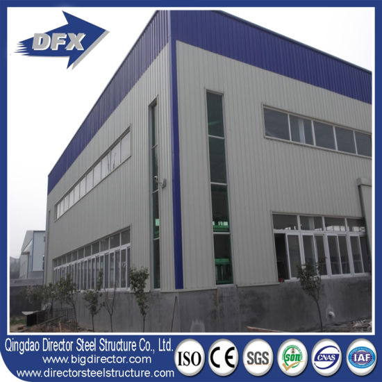 Modern Design Bolted Connection Light Steel Structure Warehouse Storage in South-East Asia
