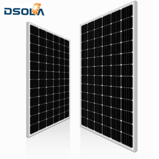 Dsola New Products 2018 TUV Certified Solar Panel Monocrystalline 500W pictures & photos
