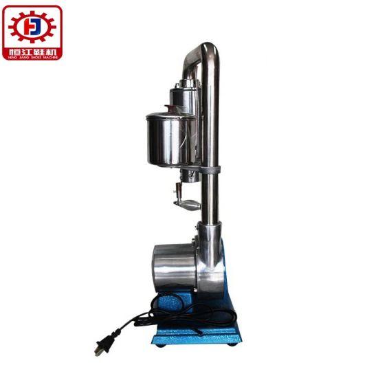 Oil Pressure Stamp Machine Printing Gold Stamping Foil Machine (294)