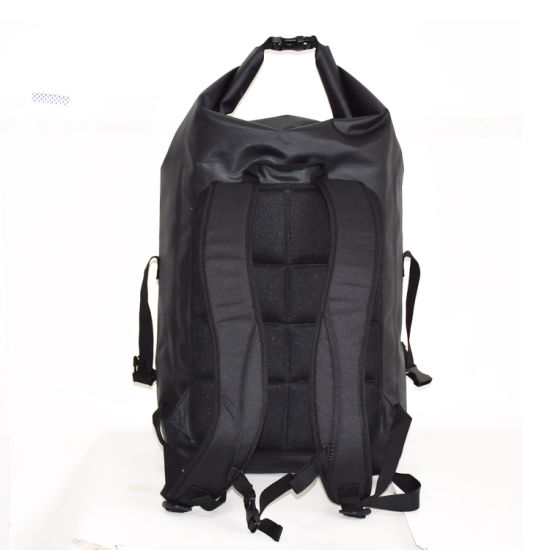 26e664337f30 China Waterproof Dry Diving Rolling Backpack Made by 420d Nylon ...