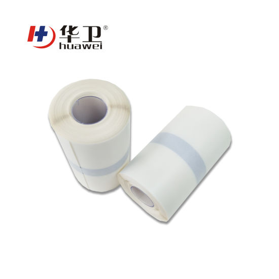 Waterproof Protective Medical PU Tattoo Film Dressing Sugical Roll