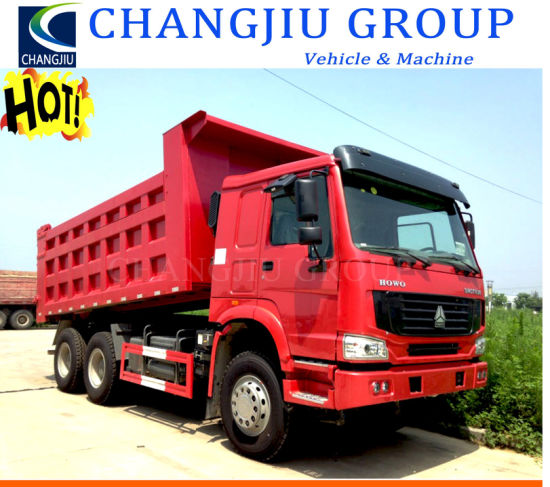 China Best Price Heavy Duty 6X4 41t-50t 10 Wheels Second Hand HOWO Used Dump Truck for Sale