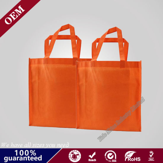 Custom New Shopping Non Woven Bag Eco Bag pictures & photos