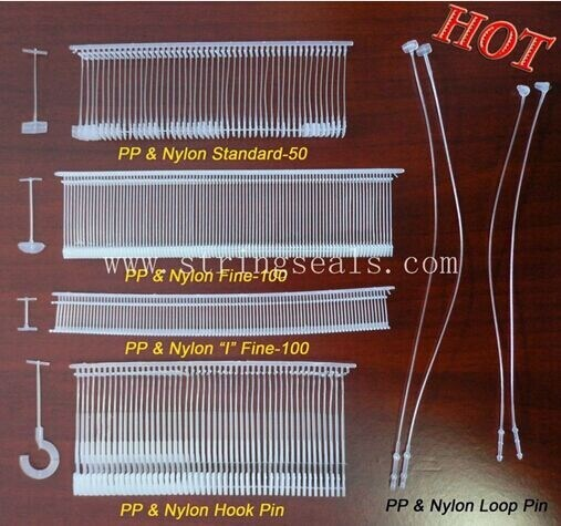 Hot Sell High Quality Plastic Tag Pin pictures & photos