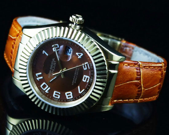 2010 Newest Mechanical Watch