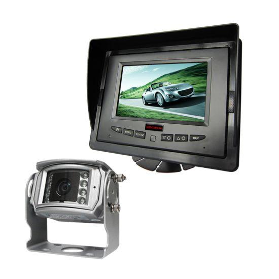 Night Vision Waterproof Auto Car Rear View Reverse Backup Parking CCD Vehicle Camera